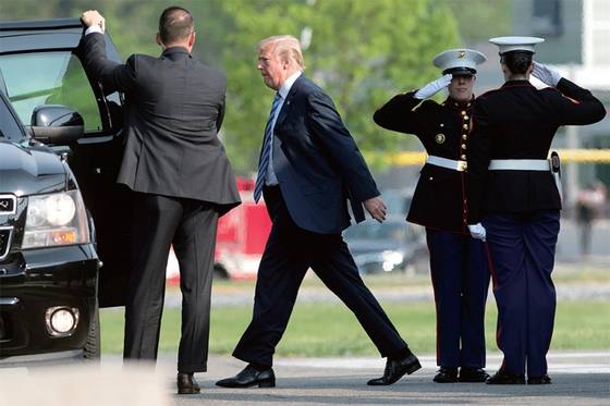 트럼프 대통령은 북·미 정상회담 성과를 미국 내 여론주도층에 설득해야 하는 과제를 안고 있다.