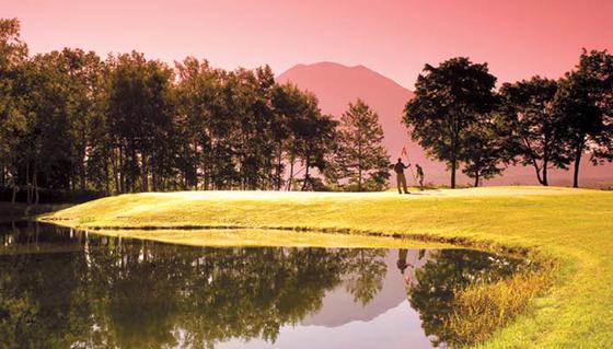 제62차 하나투어 글로벌 골프챌린지 투어가 열릴 일본 홋카이도 니세코 C.C 전경. [사진 하나투어]