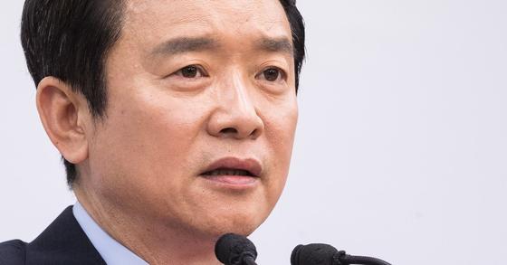 남경필 자유한국당 경기지사 후보. [연합뉴스]
