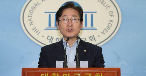 더불어민주당 박범계 수석대변인. [연합뉴스]