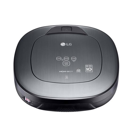 홈가드 기능이 탑재된 LG전자 코드제로 R9 씽큐. [사진 LG전자]