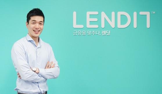 김성준 렌딧 대표