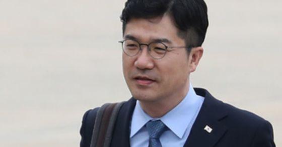 송인배 청와대 제1부속비서관. [연합뉴스]