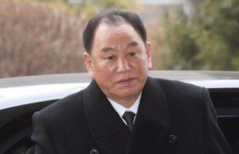 김영철 북한 노동당 중앙위원회 부위원장 겸 통일전선부장 [중앙포토]