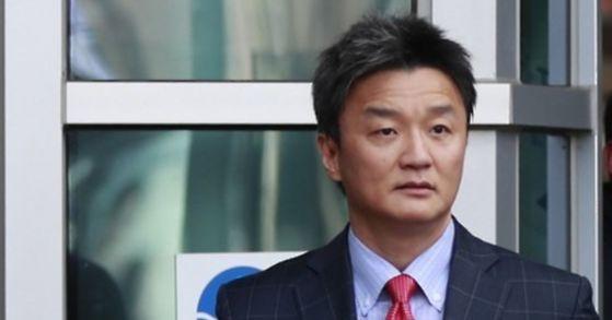 임우재 전 삼성전기 고문. [연합뉴스]