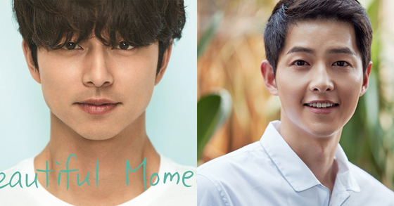 Photo from Twitter (left), Photo from Blossom Entertainment (right)