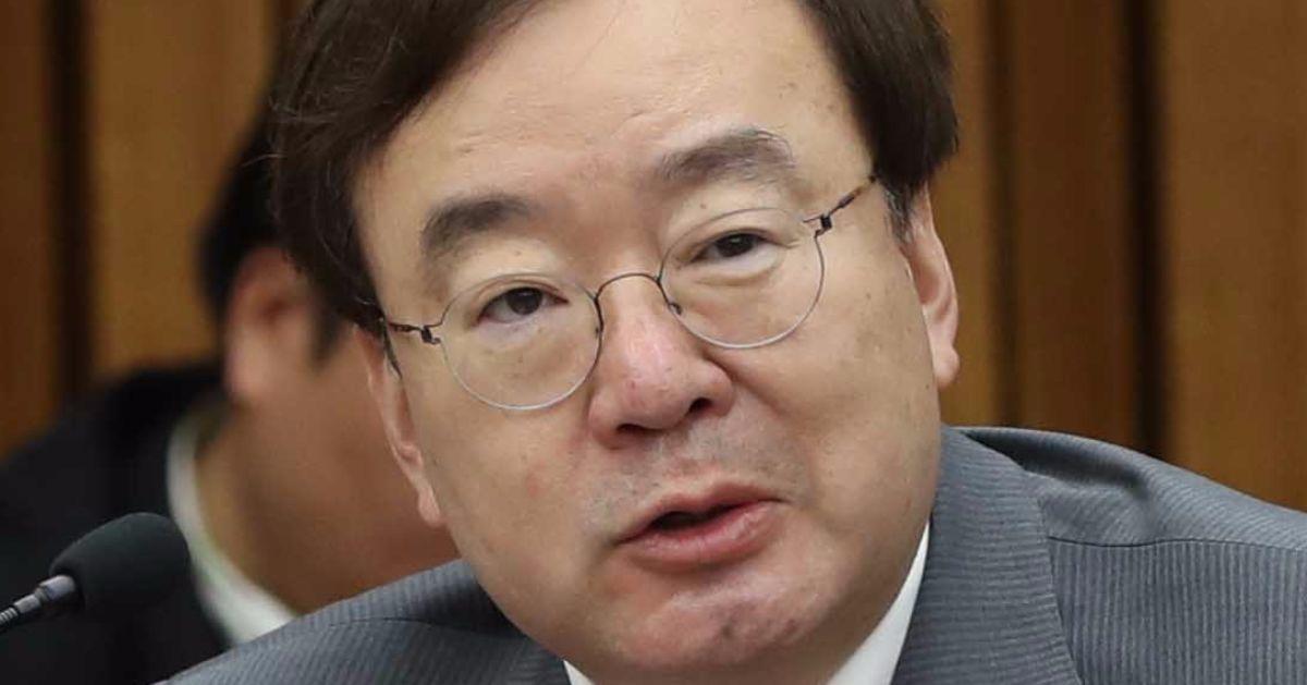 강효상 자유한국당 의원. 오종택 기자
