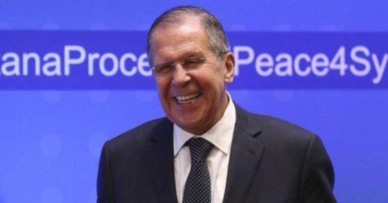 세르게이 라브로프 러시아 외무장관. [로이터=연합뉴스]