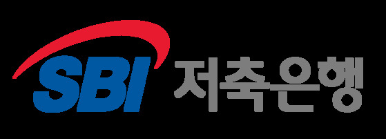 SBI저축은행 로고.