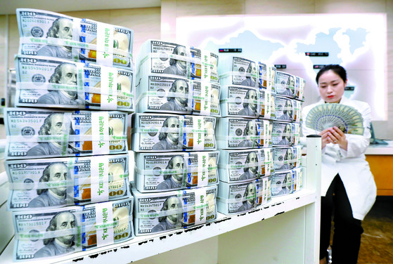 외환보유액 사상 최대 4000억 달러 육박