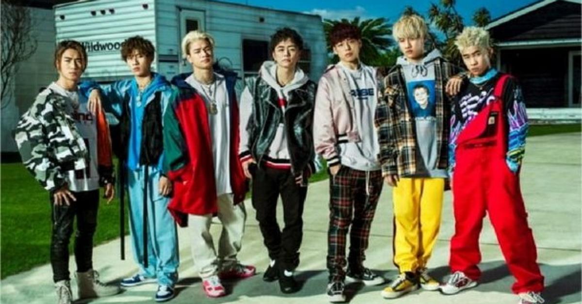 데뷔를 앞둔 일본 신인그룹 탄도소년단(BTZ)