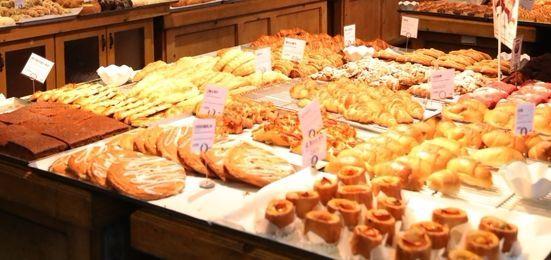 제과점을 중심으로 빵 소비가 크게 늘고 있다. 사진은 대전 지역의 유명 제과점.