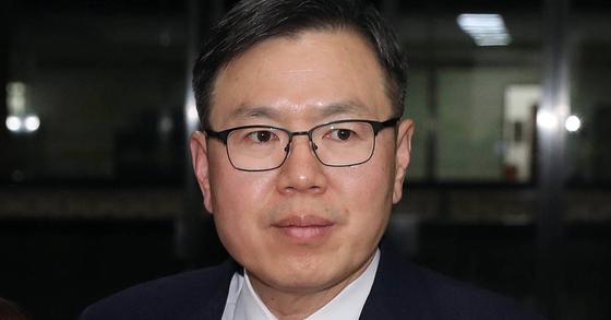 정태옥 자유한국당 대변인. [연합뉴스]