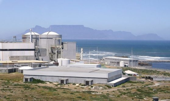 남아프리카공화국 쿠벅에 위치한 원자력 발전소. 아프리카 대륙 내 유일한 원전이다. [사진 폴린 팔러시]