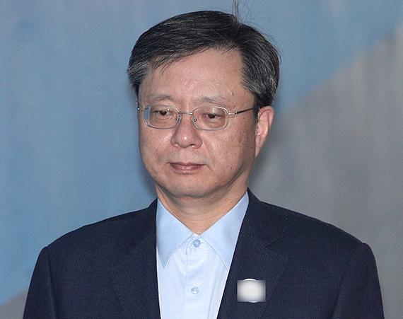 우병우 전 청와대 민정수석. [뉴스1]