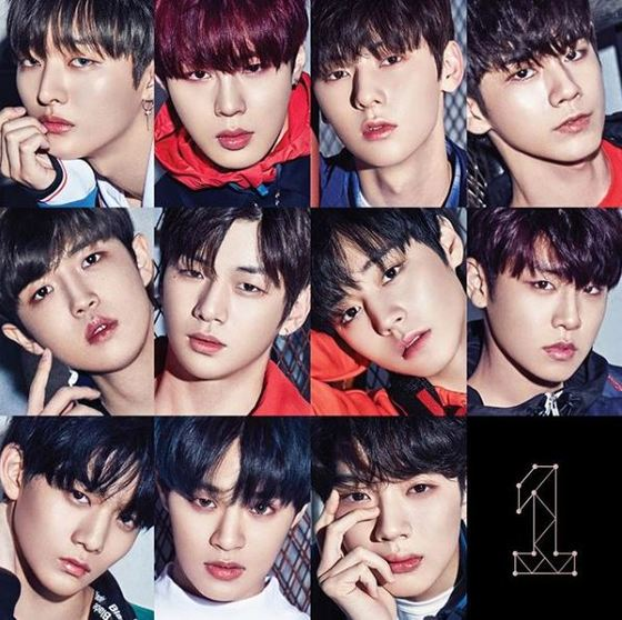 Photo from @wannaone.official