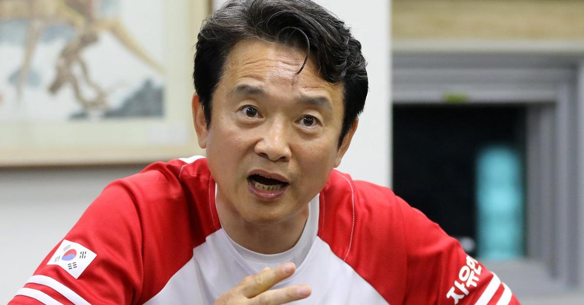남경필 자유한국당 경기지사 후보. [뉴스1]