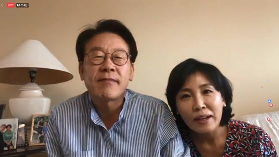 [사진 이재명 더불어민주당 경기지사 당선인 페이스북]