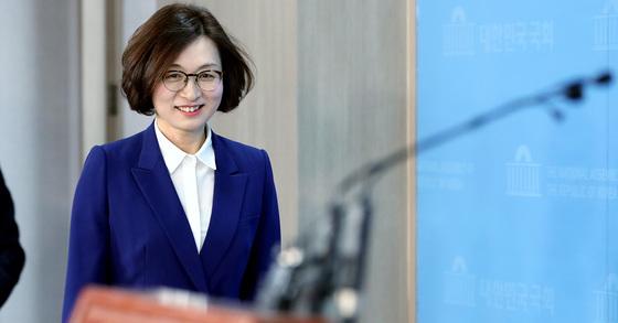 은수미 더불어민주당 성남시장 후보 [뉴스1]