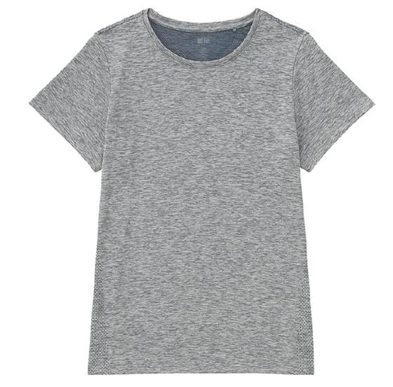 드라이-EX 크루넥 티셔츠