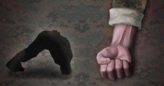 업무 미숙을 이유로 부하 장교와 병사에 폭언과 가혹 행위를 한 위관급 장교에 내려진 징계는 정당하다는 법원 판결이 나왔다. [연합뉴스]