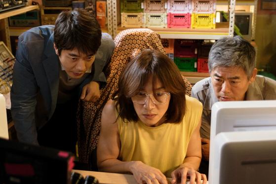 영화 '탐정:리턴즈' 한 장면. [사진 CJ엔터테인먼트]