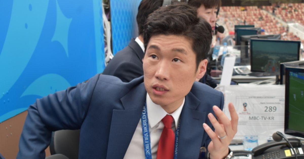 박지성 SBS 해설위원. [중앙포토]