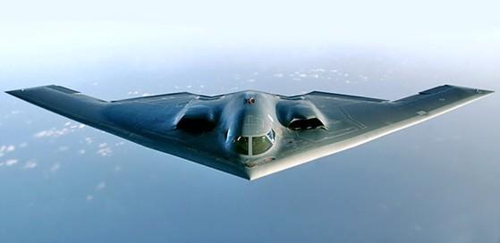 B-2 스텔스 폭격기