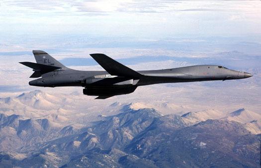 B-1B(랜서) 전략폭격기