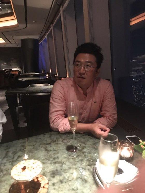 롯데호텔 박인 재무팀장.