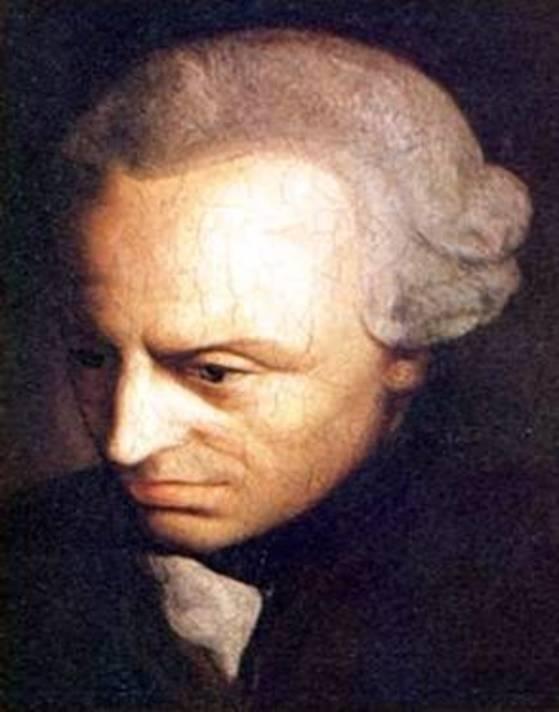 철학자 임마누엘 칸트(1724~1804). [중앙포토]