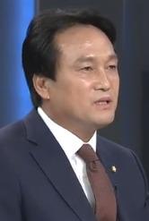 안민석 더불어민주당 의원. [사진 KBS '사사건건' 방송 캡처]