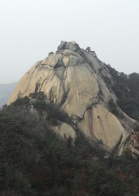 북한산. [사진 윤경재]