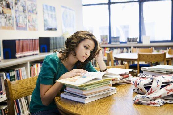 유니버시티 트랜지션 프로그램(University Transition Program)을 이수하면 보통 아이들보다 3년이나 앞선 14~15세에 대학에 입학할 수 있다.[중앙포토]