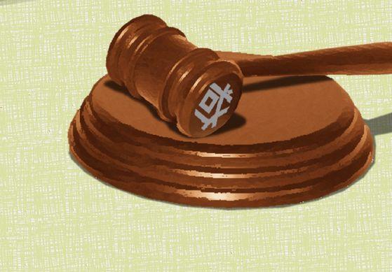 현재의 소송 제도에서는 당사자가 스스로 권리를 주장하고 그에 대한 증거를 제출해야 한다. [일러스트=김회룡]