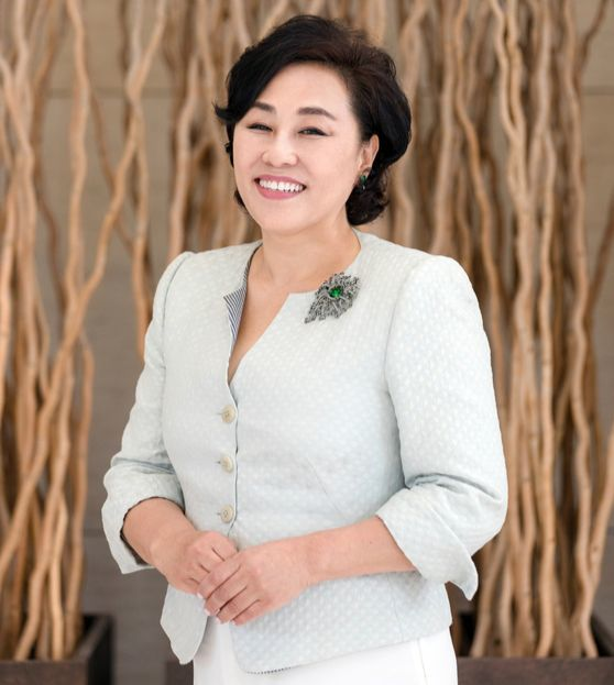 김혜경 한국문화예술회관연합회 회장