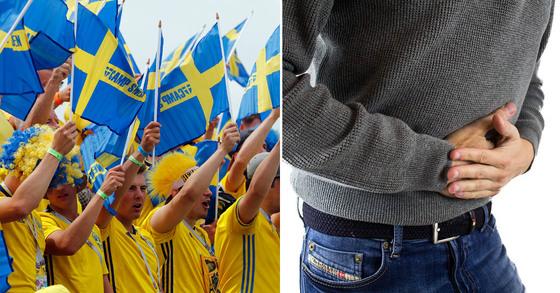 2018월드컵 스웨덴 응원단 [AP=연합뉴스, Pixabay]