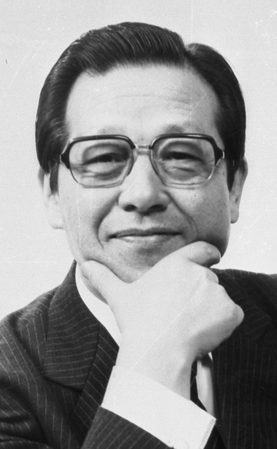 김종필 전 국무총리가 23일 별세했다. 사진은 1980년 공화당 총재 당시 모습. [중앙포토]