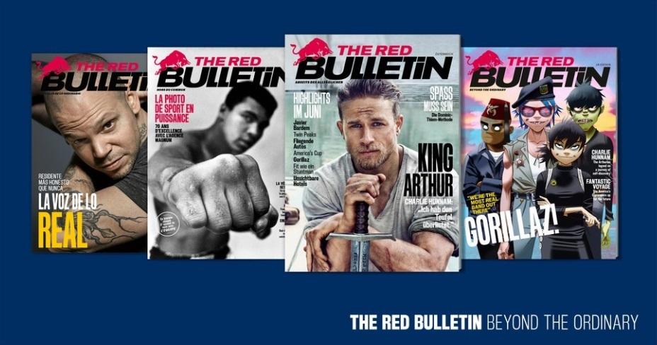 에너지음료 '레드불(Red Bull)'을 제조하는 오스트리아 기업 '레드불'은 미디어 자회사(레드불 미디어 하우스)를 세우고 익스트림 스포츠 잡지(레드불 불레틴)를 발행하고, TV 프로그램과 영화도 제작한다. 스포츠, 문화, 라이프스타일에 관한 콘텐트를 통해 소비자와 소통하는 전략이다.