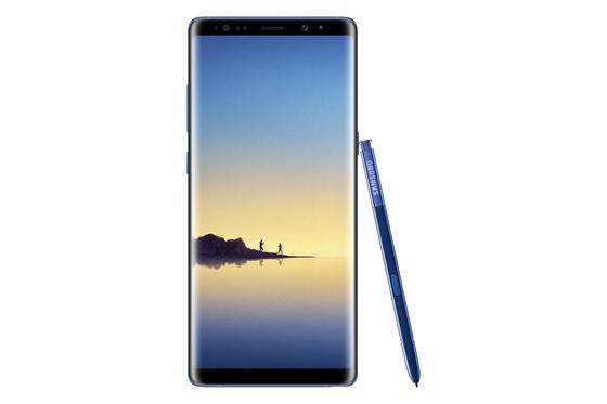 현재 나오는 거의 모든 스마트폰은 그림 그리기가 가능하다. 사진은 갤럭시노트8 [중앙포토]