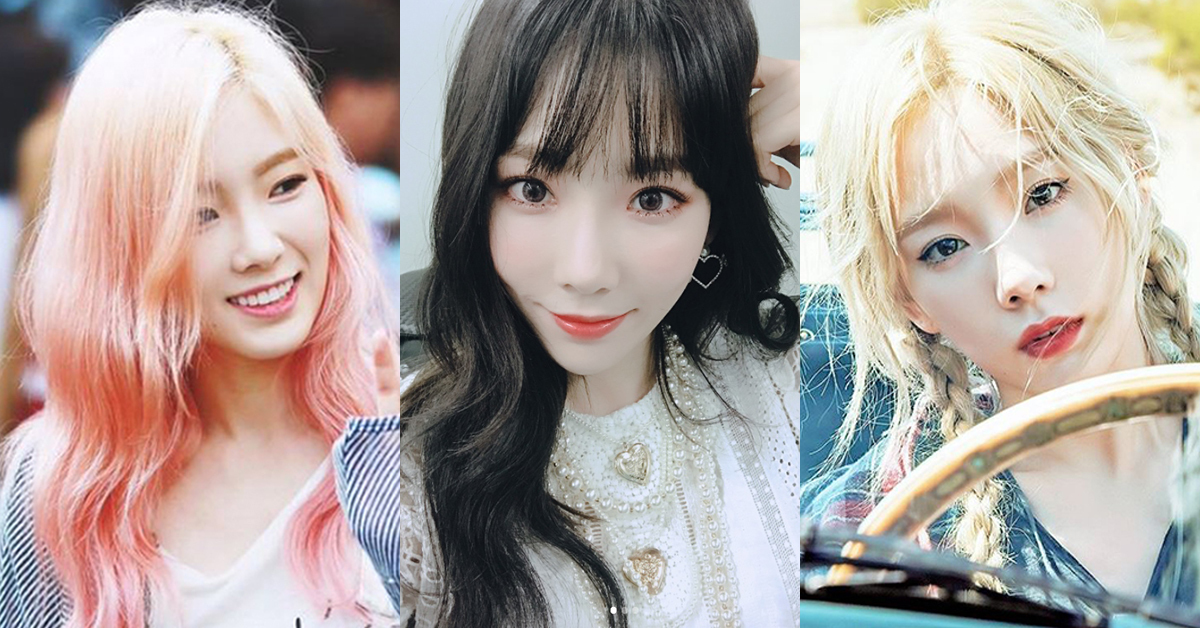 How Taeyeon Scolded Fans Who Kept Asking Her To Change Hair Colors