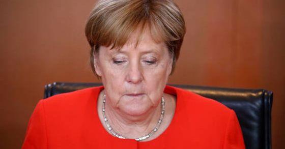 앙겔라 메르켈 독일 총리. [로이터=연합뉴스]