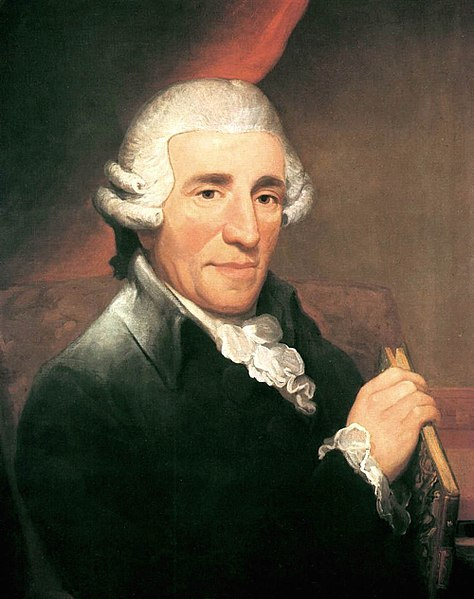 프란츠 요제프 하이든(Franz Joseph Haydn, 1732~1809년) [사진 wikimedia commons]