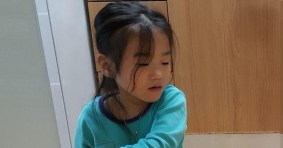 생전 고준희(사망 당시 5세)양 모습. [사진 전주지검]