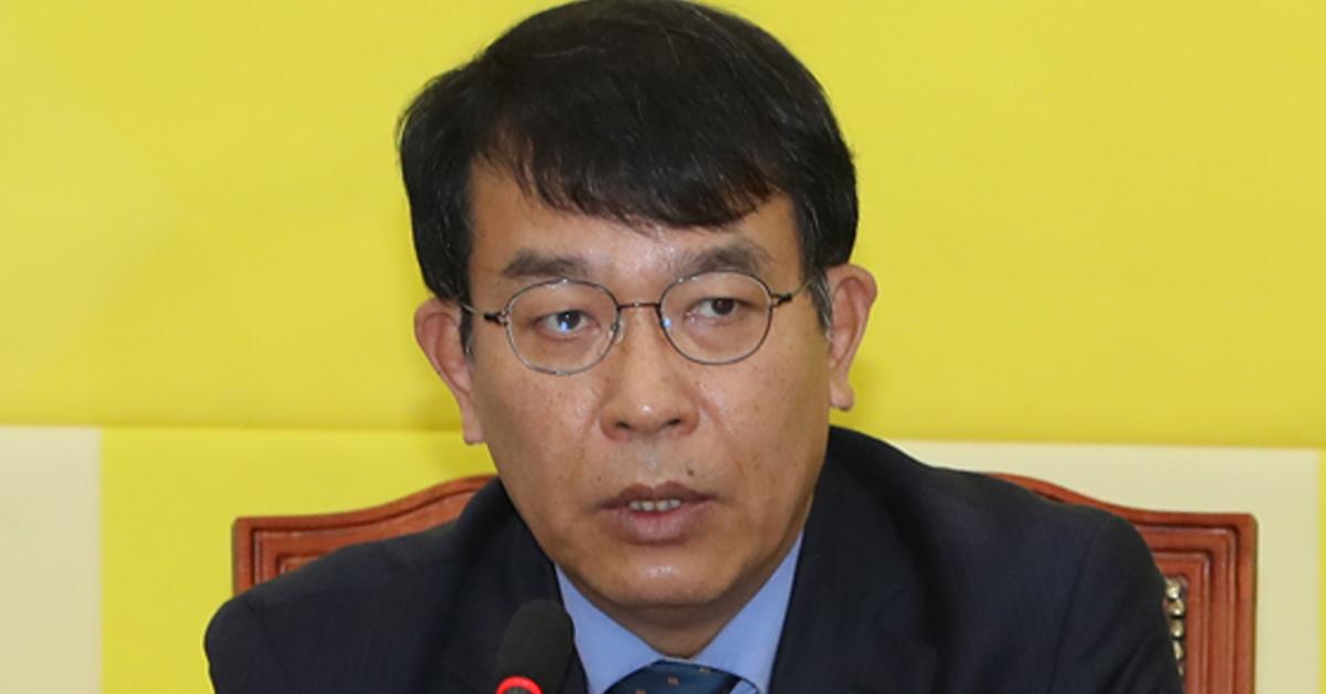 김종대 정의당 의원 [연합뉴스]