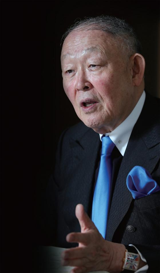 방찬영 키메프대 총장은 사회주의국가 경제시스템 개혁 전문가다. 방 총장이 월간중앙과의 인터뷰에서 북한 체제 개혁 당위성에 대해 설명하고 있다.