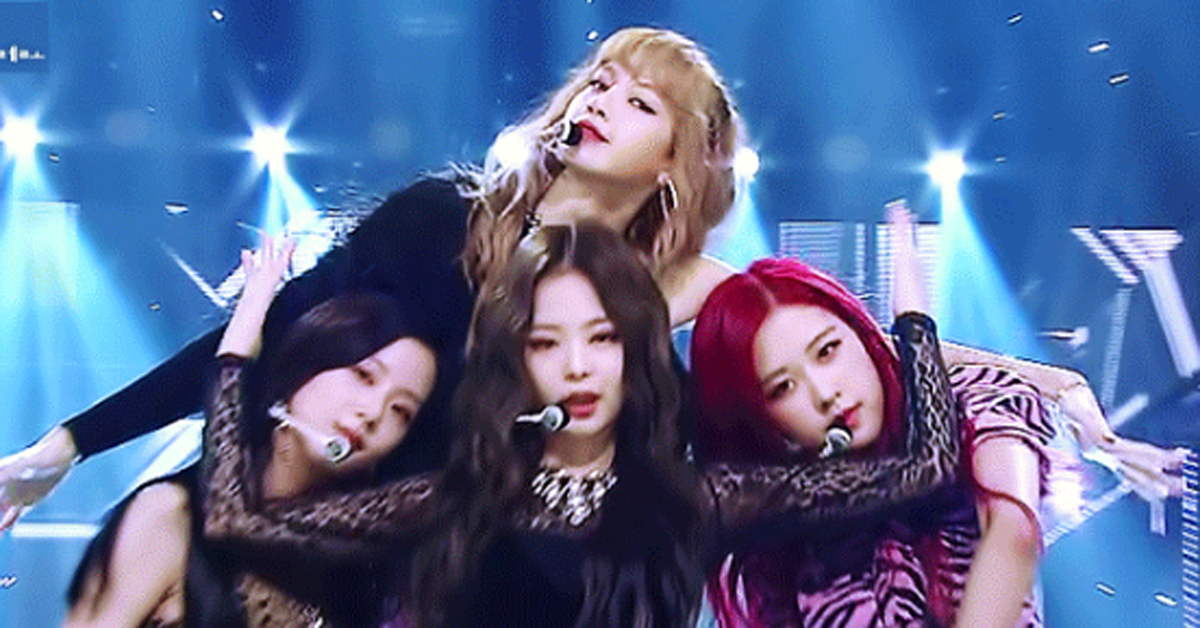 204e3f014 BLACKPINK Sweeps No.1 Giving Off Sexy Charisma in Leopard Prints