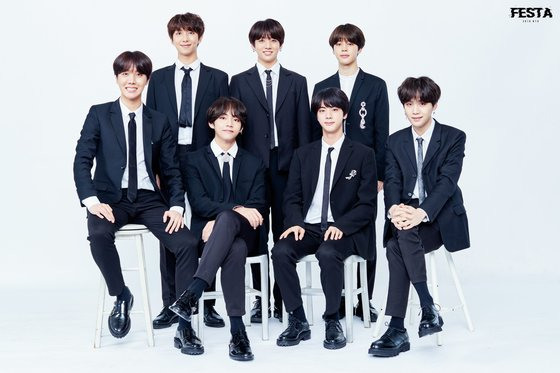 Photo from BTS Official Facebook