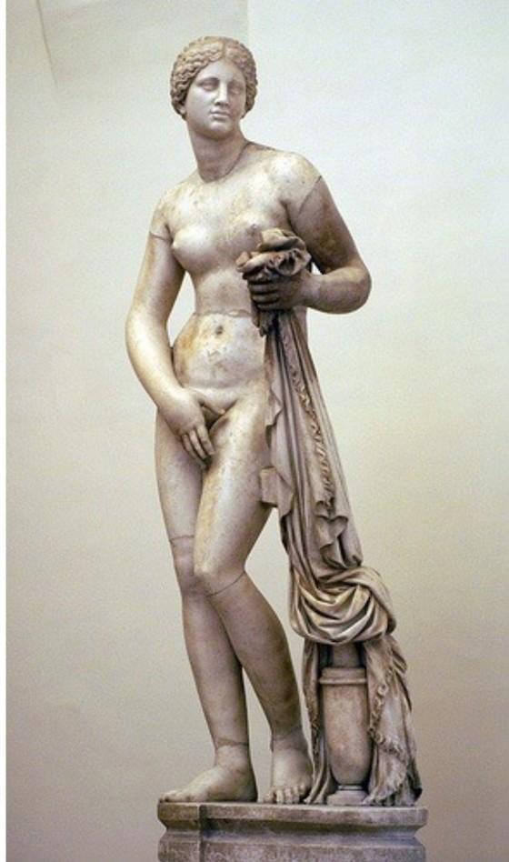 크니도스 <아프로디테>, 기원전 350년