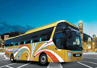 금호고속은 2016년 프리미엄 고속버스 개발·도입을 주도하는 등 업계를 선도하고 있다. [사진 금호고속]